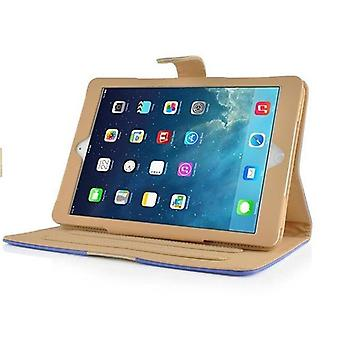 Cadorabo case for Apple iPad AIR (5th Gen.) Case Cover - Protective case in Book Style with stand function and Auto Wake Sleep in Office Design