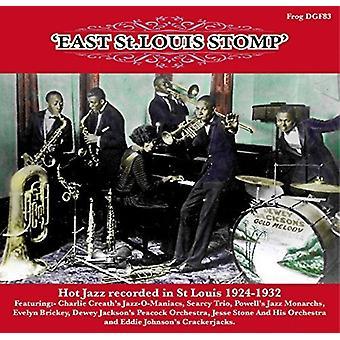 Various Artist - East st. Louis Stomp [CD] USA import