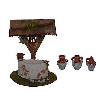 Crib accessories Nativity scene nativity scene set BRUNNEN nativity accessories and AMPHOREN