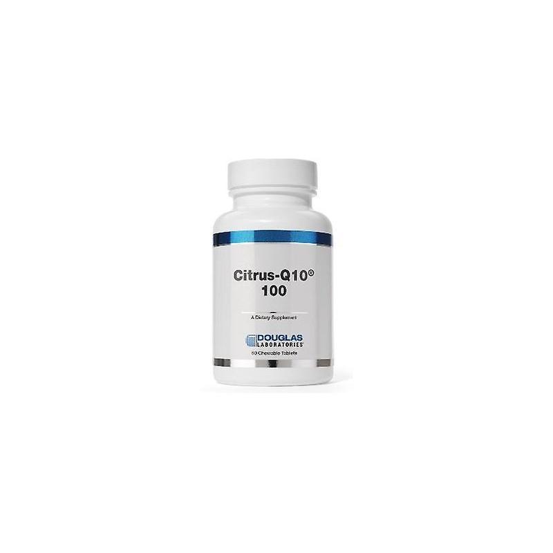 Douglas Citrus Q10 100 Mg 60 Comprimidos