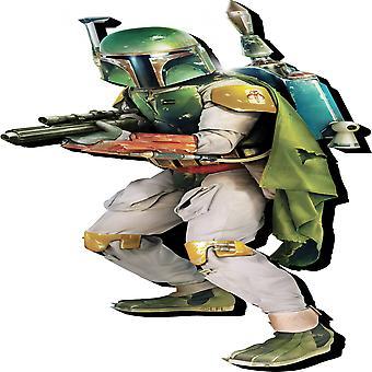 Star Wars Boba Fett symbool magneet