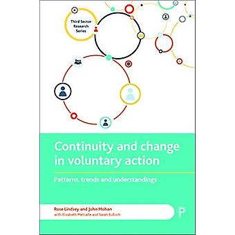 Continuity and change in voluntary action by Rose Lindsey
