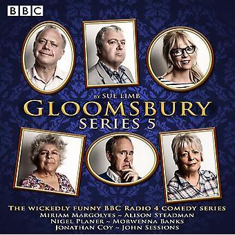 Gloomsbury Series 5 by Sue Limb