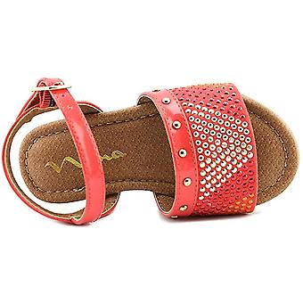 NINA Infant/Toddler Girls' Ibbie Quarter Strap Sandal