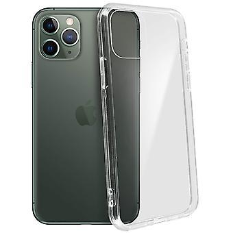 Hard Case for iPhone 11 Pro Shockproof Bumper Frame- Transparent