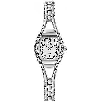 Titta Certus 633001-JOALIA silver stål kvinnor