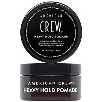 Heavy Hold Pomade - P�te Coiffant Tenue Forte Et Brillance Extr�me