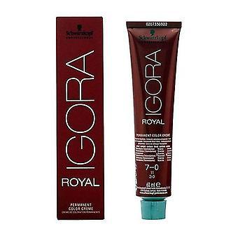 Permanent Dye Igora Royal Schwarzkopf (60 ml)