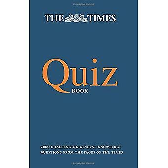 I tempi di Quiz libro (orari indicativi di Mind Games)