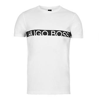 Hugo Boss Leisure Wear Hugo Boss Men's White T-Shirt