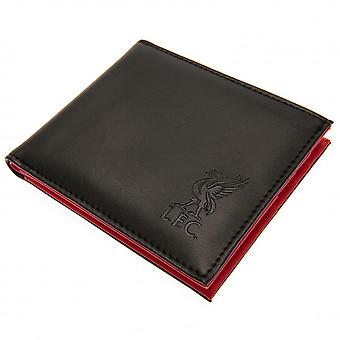 Liverpool FC Champions Of Europe Leather Wallet