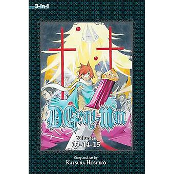 D.Grayman 3in1 Edition Vol. 5  Includes vols. 13 14 amp 15 by Katsura Hoshino
