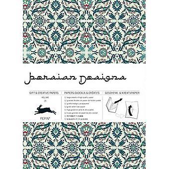 Persian Designs  Gift amp Creative Paper Book Vol. 25 by Pepin Van Roojen
