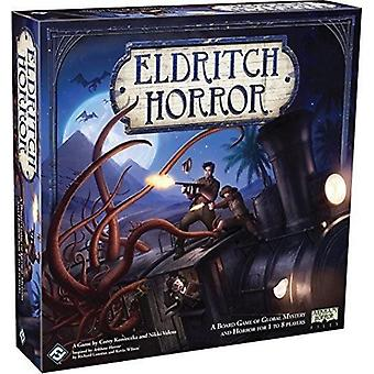 Fantasy Flight Games Eldritch Horror Adventure gioco da tavolo-Inc oltre 300 carte di credito