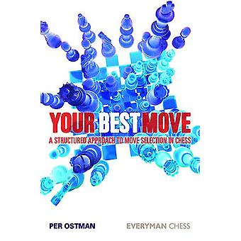 Your Best Move A Structured Approach to Move Selection in Chess by Ostman & Per