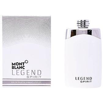 Miesten hajuvesilegenda Spirit Montblanc EDT (200 ml)