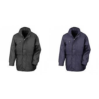 Tulos Mens Premium City Executive hengittävä talvi takki