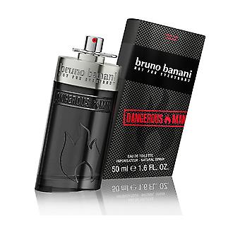 Bruno Banani Dangerous Man Eau de Toilette Spray 50ml