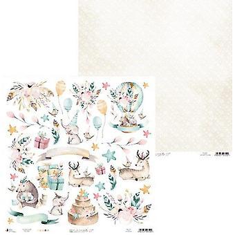Piatek13 - Paper Cute & Co. 07 P13-240 12x12