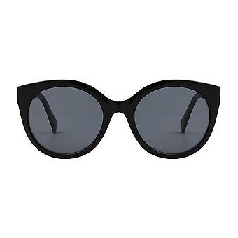 A.Kjaerbede Butterfly Black Sunglasses
