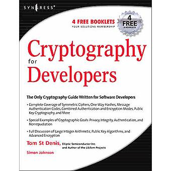 Cryptography for Developers by St Denis