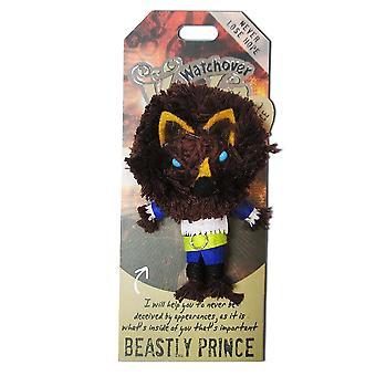 Watchover Voodoo Dolls Beastly Prince Voodoo Keyring