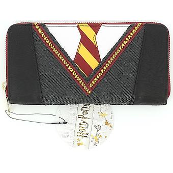 Loungefly Harry Potter Uniform Zip Around Purse