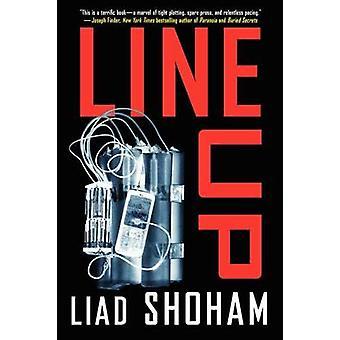 Lineup by Liad Shoham - 9780062237453 Book