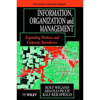 Information - Organization and Management - Expanding Markets and Corp