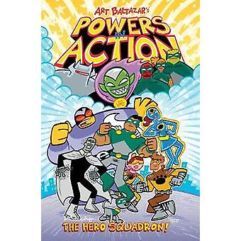 Powers in Action Volume 1 by Art Baltazar - 9781632294418 Book