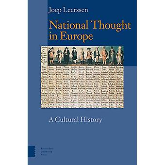 National Thought in Europe - A Cultural History - 3rd Revised Edition