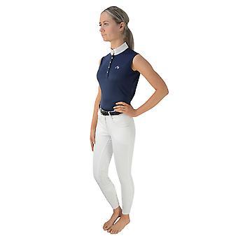 HyFASHION Womens/Ladies Sophia Sleeveless Show Shirt