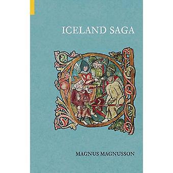 Iceland Saga by Magnus Magnusson - 9780752433424 Book