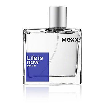 Mexx - Life Is Now For Him - Eau De Toilette - 30ML