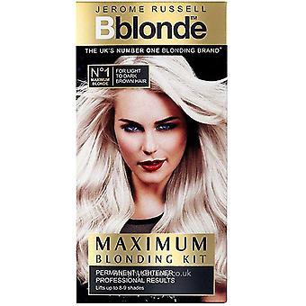 Jerome Russell B Blonde Maximum Blonding Kit