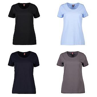 ID Womens/Ladies Pro Care T-Shirt