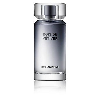 Lagerfeld - Bois De Vétiver Les Parfums Matieres - Eau De Toilette - 50ML