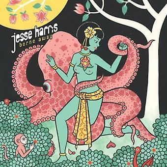 Jesse Harris - Borne Away [CD] USA import