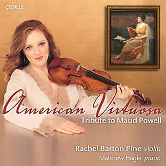 American Virtuosa - American Virtuosa: Tribute to Maud Powell [CD] USA import