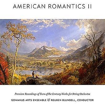 American Romantics [CD] USA import