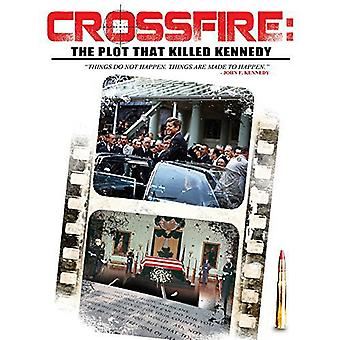 Crossfire: The Plot That Killed Kennedy [DVD] USA import
