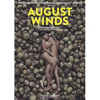 August Winds [DVD] USA import