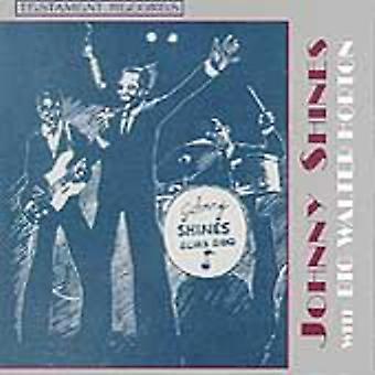 Johnny Shines - With Big Walter Horton [CD] USA import