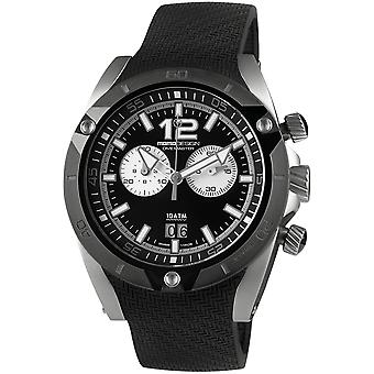 MOMO Design Dive Master Watch MD282SB-31 - Rubber Gents Quartz Chronograph