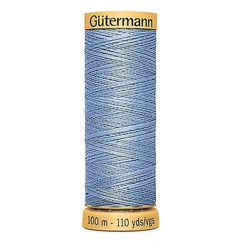 Gutermann 100% naturlig bomuldstråd 100m hånd- og maskinfarvekode - 5826