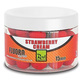 R Hutchinson Fluoro Pop Ups 15Mm  Strawberry Cream Natural