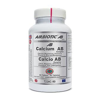 Calcium AB Complex 90 tabletter