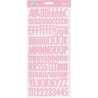 Doodlebug Design Cupcake Skinny Stickers