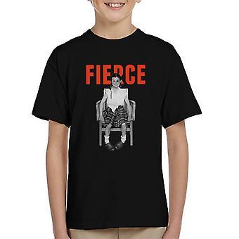 The Saturday Evening Post Fierce Kid's T-Shirt