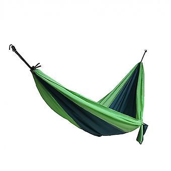 Rebecca Möbler Grön hängmatta med nylon väska tvättbara Fly moskéer Funi 275x136